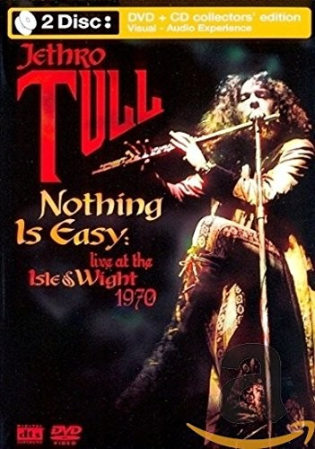 Jethro Tull - Nothing Is Easy - Live At The Isle Of Wight (DVD And CD)