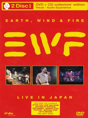 Earth  Wind And Fire - Live In Japan 1994