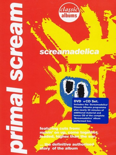 Primal Scream - Screamadelica - Classic Albums - Dvd / Cd Set