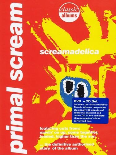 Primal Scream - Screamadelica - Classic Albums - Dvd / Cd Set