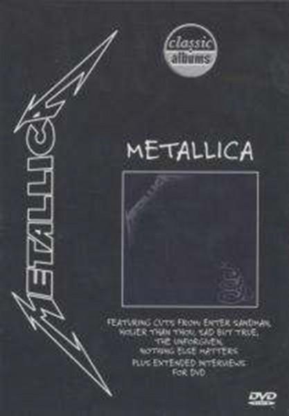 Metallica-Black. (DVD)