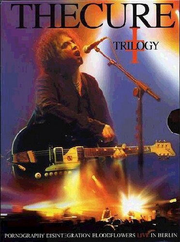 Cure  The - Trilogy - Live In Berlin (Two Discs) (DVD)