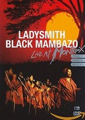 Ladysmith Black Mambazo - Montreux 1987 / 1989 / 2000 (DVD)