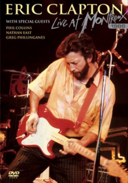 Eric Clapton - Live At Montreux 1986 (DVD)