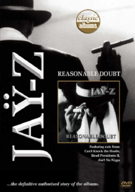 Jay Z - Classic Albums - Reasonable Doubt (DVD)
