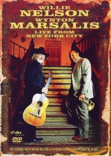 Willie Nelson/ Wynton Marsalis: Live From New York City (Music DVD)