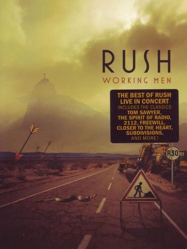 Rush - Working Men (DVD)