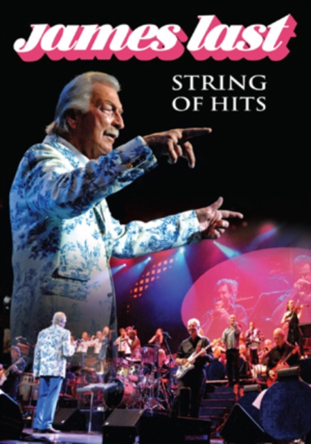 James Last - String Of Hits (DVD)