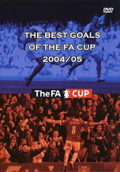 Fa Cup - The Best Fa Cup Goals Of 2004/05 (DVD)