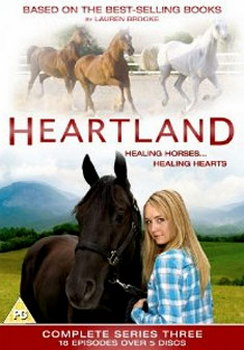 Heartland: The Complete Third Season (DVD)