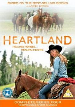 Heartland - The Complete Fourth Season (DVD)