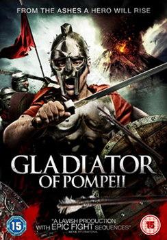 Gladiator Of Pompeii    (DVD)