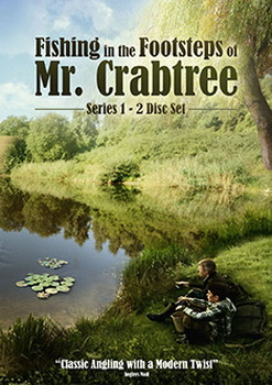 Fishing In The Footsteps Of Mr Crabtree (DVD)