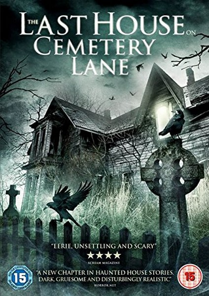 The Last House On Cemetery Lane (DVD)