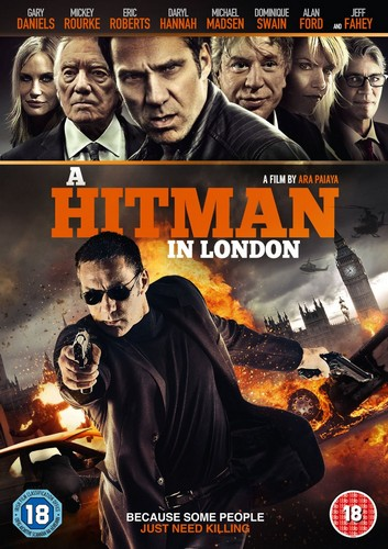 A Hitman In London (DVD)