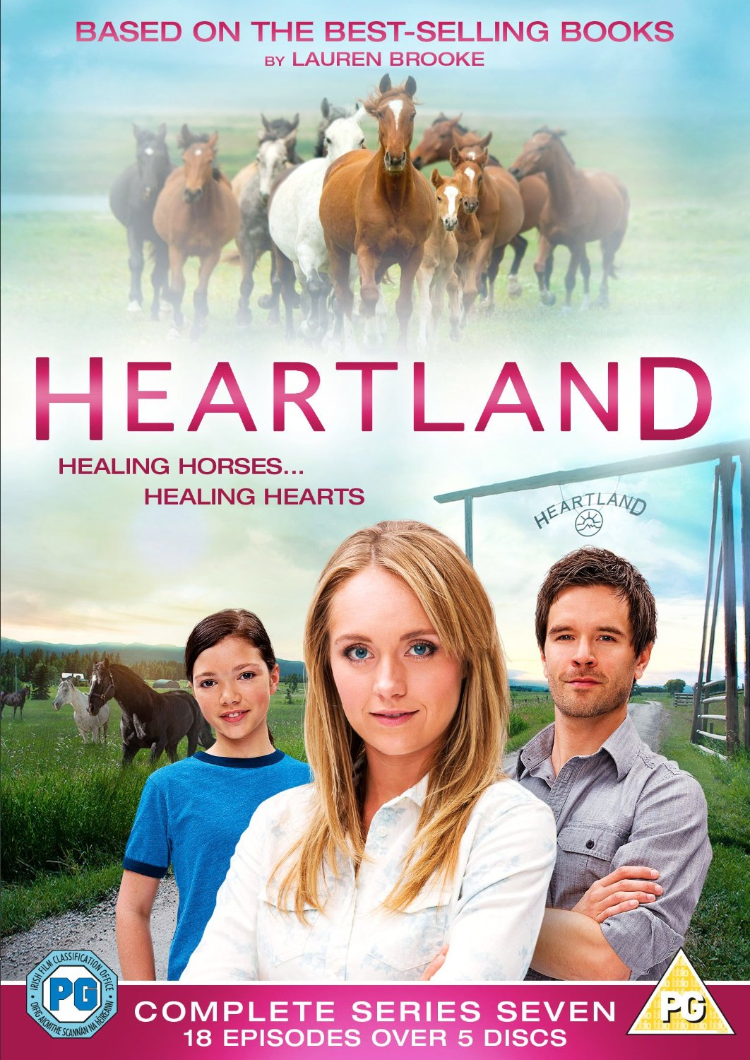 Heartland - The Complete Seventh Season (DVD)