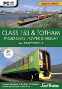 Class 153 & Totham - Passengers  Power & Freight (PC)