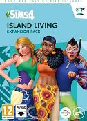 The Sims 4 Island Living Expansion Pack [Code In A Box] (PC)