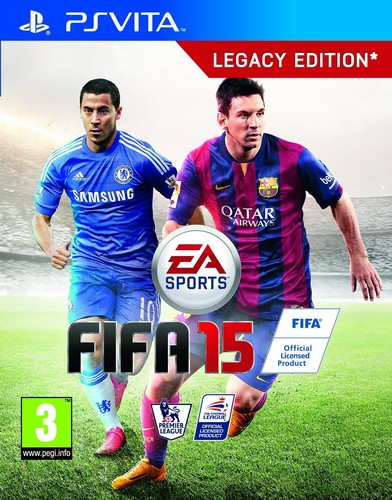 FIFA 15 (Playstation Vita)