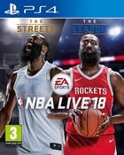 NBA Live 18 (PS4)