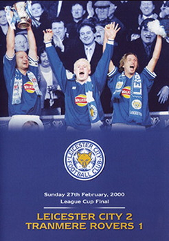 200 League Cup Final - Leicester City 2 Tranmere Rovers 1 (DVD)