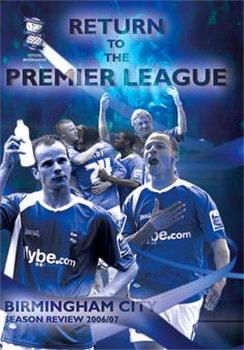 Birmingham City Fc - Season Review 2007 (DVD)