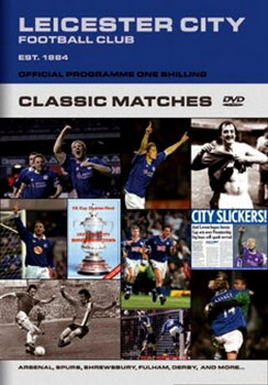 Leicester City - Classic Matches (DVD)
