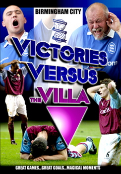 Birmingham City Victories Over Villa (DVD)