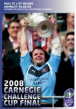 Carnegie Challenge Cup Final 2008 (DVD)