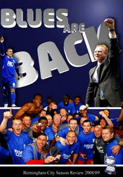 Blues Are Back - Birmingham City Season Review 08/09 (DVD)