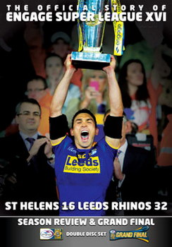 Engage Super League Xvi: 2011 - Including Grand Final (St Helens 16 - Leeds 32) (DVD)