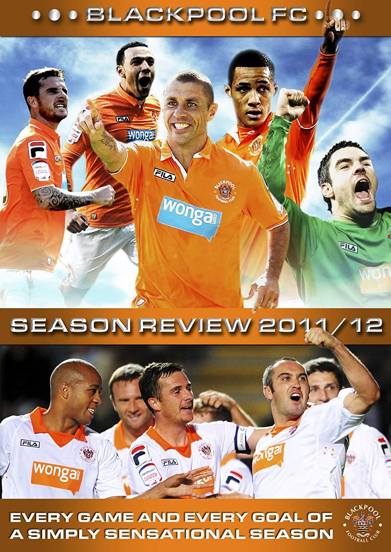 Blackpool Season Review 2011 / 12 (DVD)