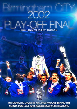 2002 Division One Play-Off Final - Birmingham City V Norwich City (DVD)