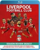 Liverpool FC Season Review 2020/21 [Blu-ray]