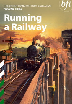 Running A Railway - British Transport Films Collection - Vol. 3 (DVD)
