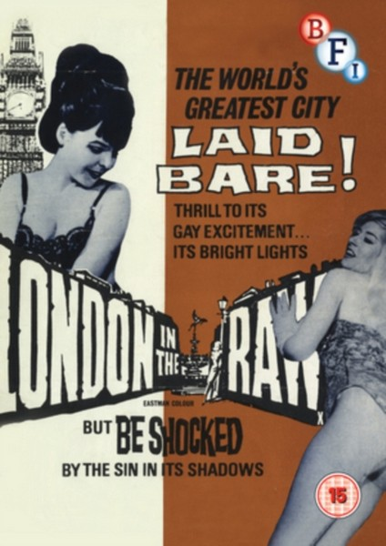 London In The Raw (DVD)