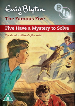 Enid Blyton'S The Famous Five - Five Have A Mystery To Solve (DVD)