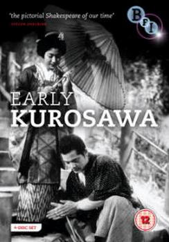 Early Kurosawa - Collection (DVD)