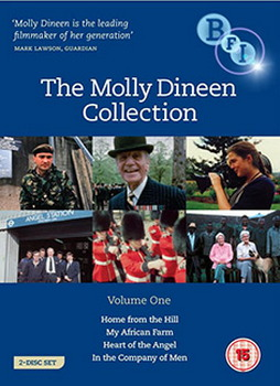 Molly Dineen Vol.1 - Home From The Hill (DVD)