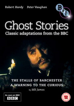 Ghost Stories From The Bbc: The Stalls Of Barchester / A Warning To The Curious (Vol 2) 1972 (DVD)