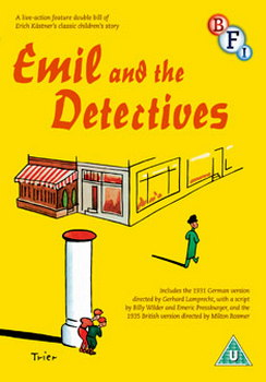 Emil And The Detectives (DVD)