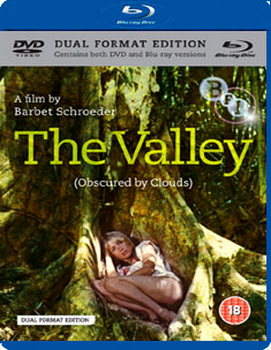 The Valley (Obscured By Cloud) (Blu Ray and DVD)