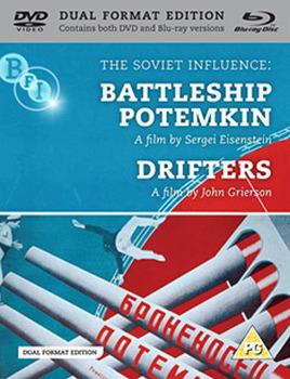 The Soviet Influence Volume 2: Potemkin / Drifters (Dvd & Blu-Ray) (DVD)
