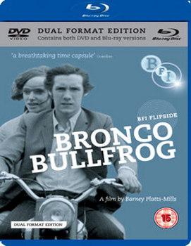 Bronco Bullfrog (Blu-Ray and DVD)