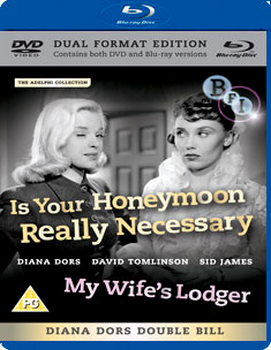 Is Your Honeymoon Really Necessary? / My Wife's Lodger (1953) (Blu-Ray)