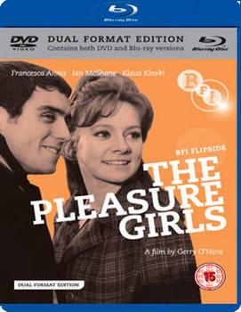 The Pleasure Girls (Blu-Ray and DVD)