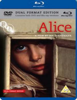 Alice (Blu Ray and DVD)