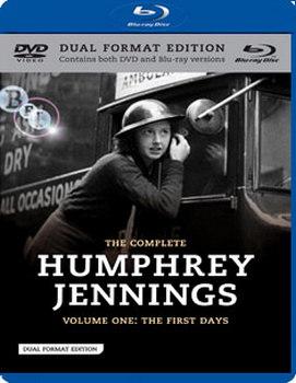 The Humphrey Jennings Collection Volume 1 (DVD + Blu-ray)