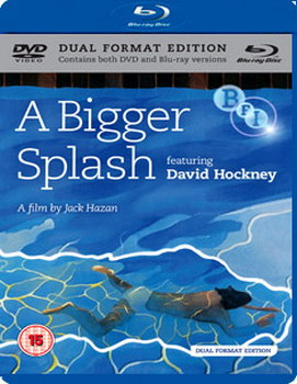 A Bigger Splash (Blu-Ray & Dvd) (DVD)