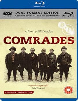Comrades (DVD + Blu-ray)